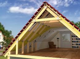 Утеплення даху