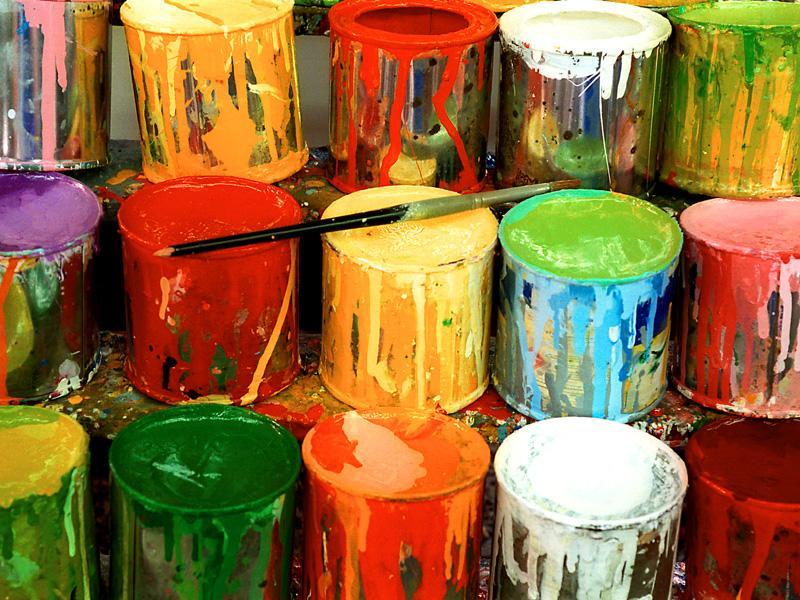 Фасадні кольори