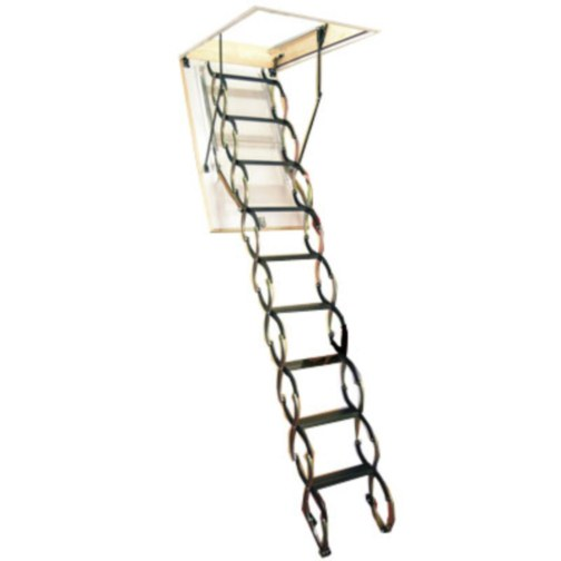 Чердачные лестницы. Инструкция по монтажу.