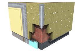 Застосування утеплювача на фасадах